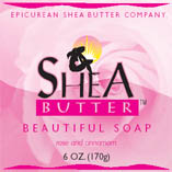 Beautiful Shea Butter Soap