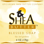 Blessed Shea Butter Soap