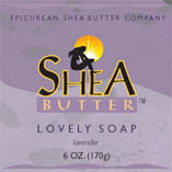 Lovely Shea Butter Soap
