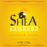 Summer Shea Butter Soap